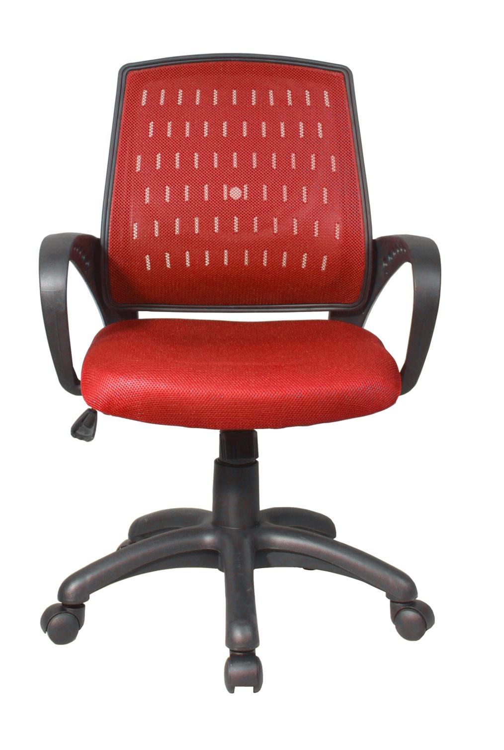 Fotel Brotowy Do Komputera Rita Red Hokery Barowe Zenga