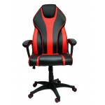 Fotel Gamingowy Cobra Black/Red