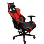 Fotel Gamingowy Extreme One - Black/Red
