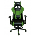 Fotel Gamingowy Extreme One - Black/Green