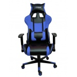 Fotel Gamingowy Extreme One - Black/Blue