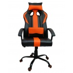 Fotel Gamingowy GT Black/Orange
