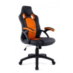 Fotel Gamingowy X6 Black/Dark_Orange