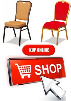 krzesła bankietowe metalowe sklep internetowy